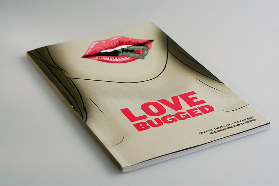 Love Bugged - Cover Photo